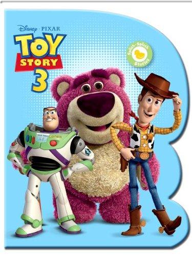 9781615244195: Toy Story 3 (Splish-Splash Stories)