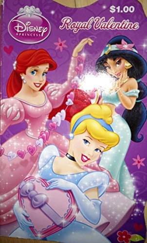 9781615247004: Disney Princess Royal Valentine