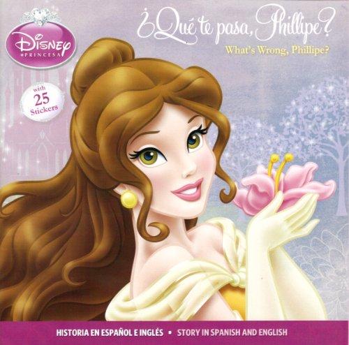 9781615247318: Disney Princesa Story Book Duo = English & Spanish (Disney Princesa)