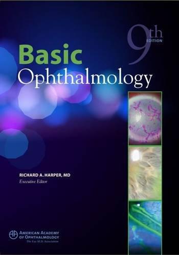 9781615251230: Basic Ophthalmology, 9th ed.