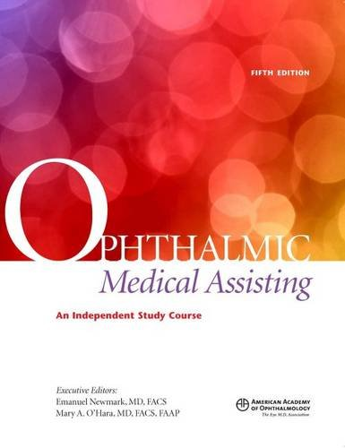 9781615251537: Ophthalmic Medical Assisting: An Independent Study Course, 5th ed. (Textbook)