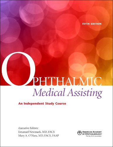 9781615252879: Ophthalmic Medical Assisting: An Independent Study Course, 5th ed. (Textbook & Exam)