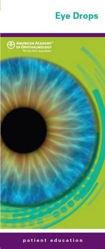 Eye Drops: American Academy of Ophthalmology