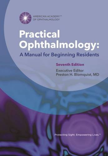 9781615256143: Practical Ophthalmology: A Manual for Beginning Residents