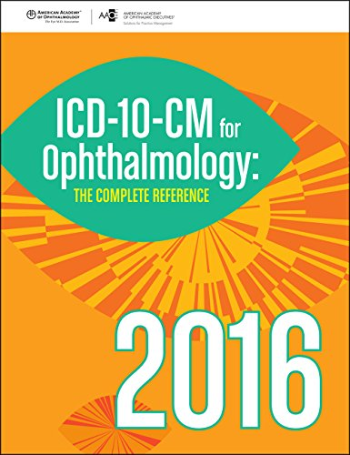 9781615257850: 2016 ICD-10-CM for Ophthalmology: The Complete Reference