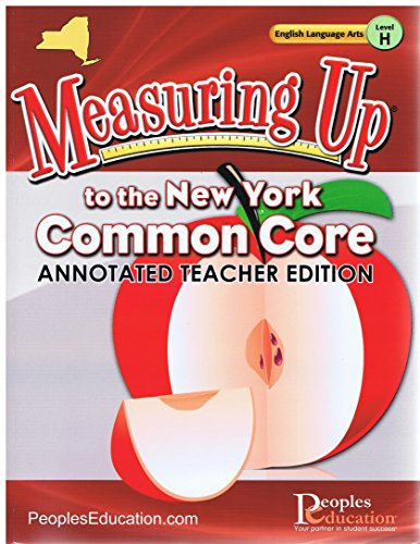 9781615261482: Measuring up to the Common Core, Level H