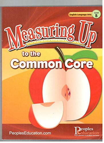 9781615261543: Measuring up to the Common Core, Level C