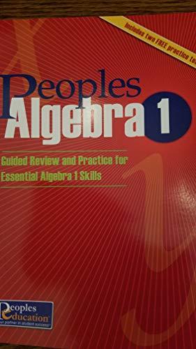 9781615263240: Nj New MUE Math Alg 1 Se
