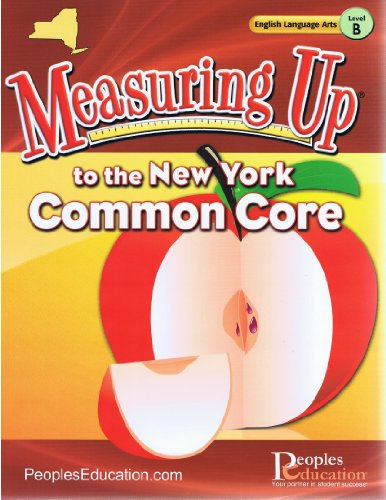 9781615266401: Measuring Up to the New York Common Core Grade 2 ELA (Measuring Up)