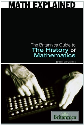 9781615301270: The Britannica Guide to the History of Mathematics (Math Explained)