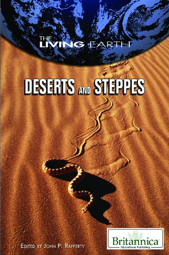 9781615303175: Deserts and Steppes (Living Earth)