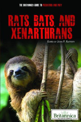 9781615303328: Rats, Bats, and Xenarthrans (Britannica Guide to Predators and Prey)