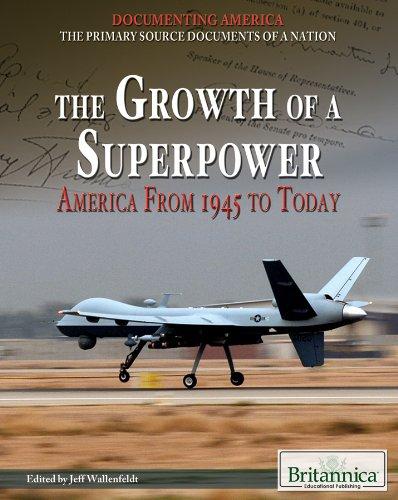 The Growth of a Superpower: Jeffrey H Wallenfeldt