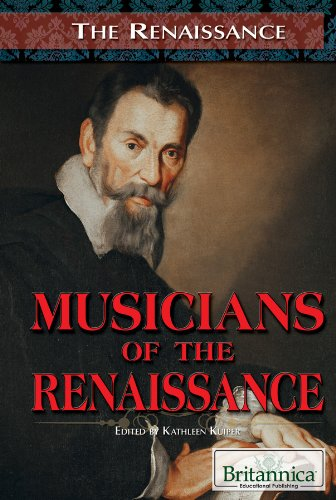 Musicians of the Renaissance (Hardback)