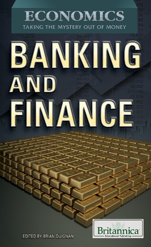 Banking and Finance (Library Binding): Brian Duignan