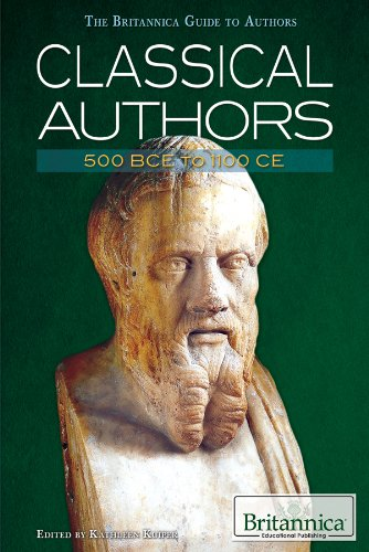 Classical Authors: 500 BCE to 1100 CE (Hardback)