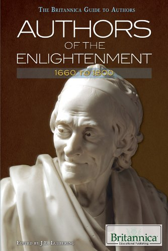 9781615309993: Authors of the Enlightenment 1660 to 1800 (The Britannica Guide to Authors)