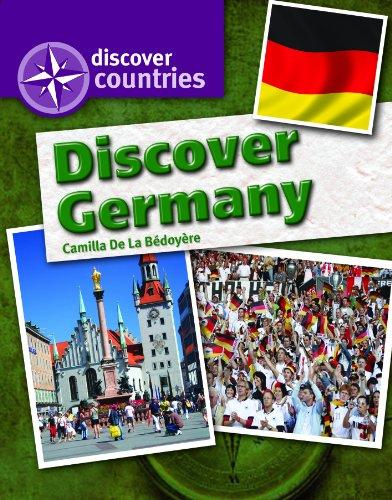 Discover Germany (Discover Countries (Capstone)): Camilla de La