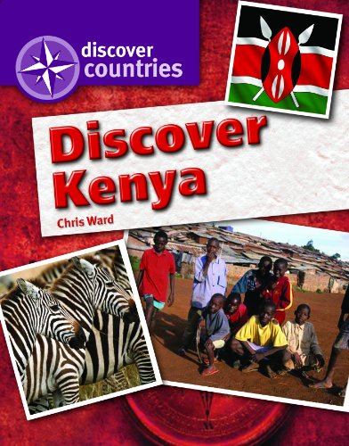 Discover Kenya (Discover Countries (Capstone)): Chris Ward