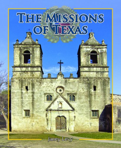 9781615324569: The Missions of Texas (Spotlight on Texas (Paperback))