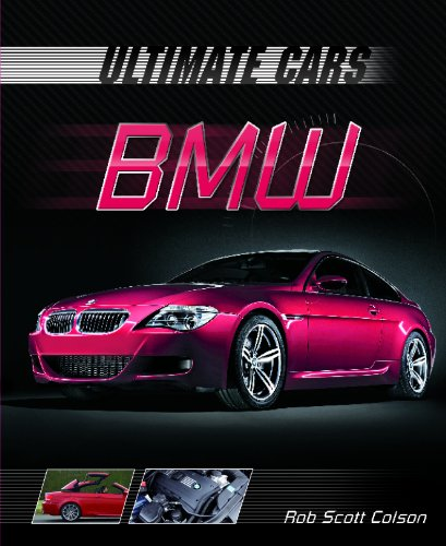 9781615326242: BMW (Ultimate Cars)
