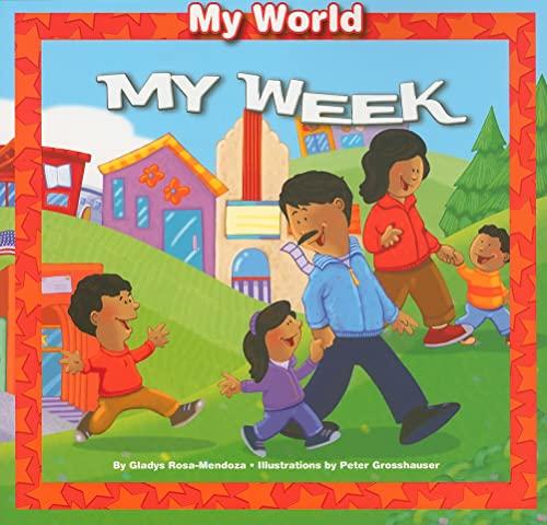 My Week (My World): Gladys Rosa-Mendoza