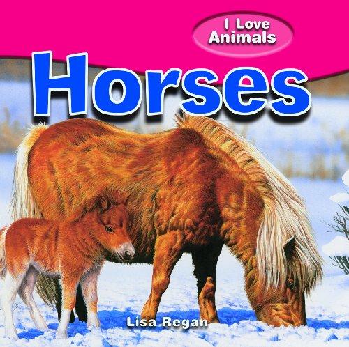 9781615332281: Horses (I Love Animals)