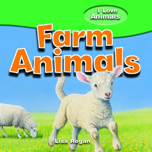 9781615332335: Farm Animals (I Love Animals)