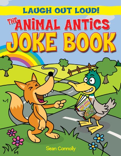 The Animal Antics Joke Book (Laugh Out: Connolly, Sean, Barnham,