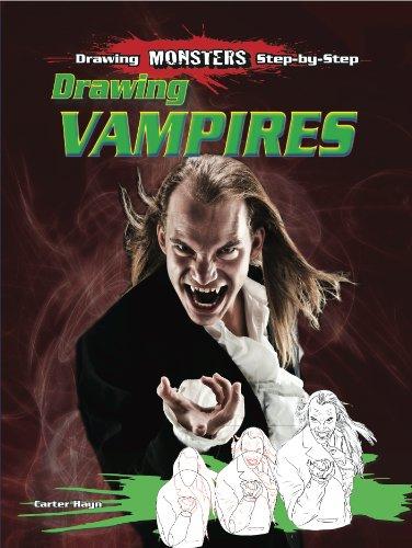 Drawing Vampires (Hardcover): Carter Hayn