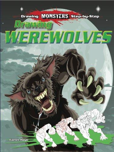 Drawing Werewolves (Hardcover): Carter Hayn
