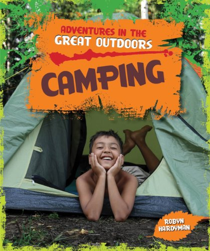 9781615338115: Camping (Adventures in the Great Outdoors)
