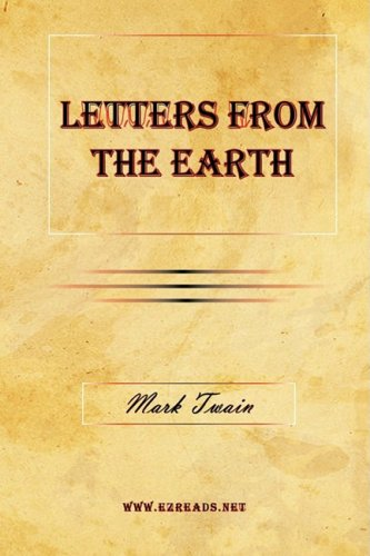 9781615341108: Letters From The Earth
