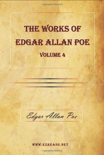 9781615341443: The Works of Edgar Allan Poe Vol. 4