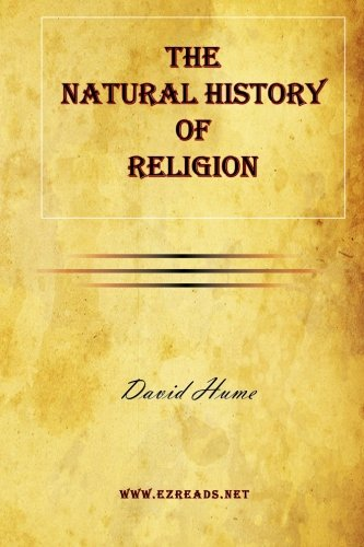 9781615342013: The Natural History of Religion