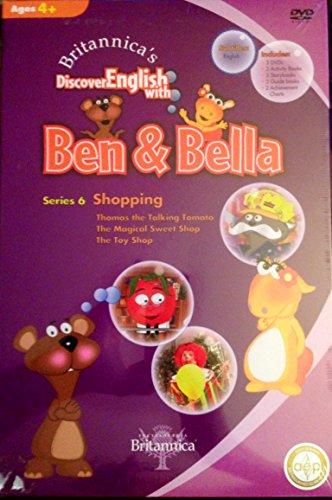 9781615353538: Shopping (Britannica's Discover English With Ben & Bella)