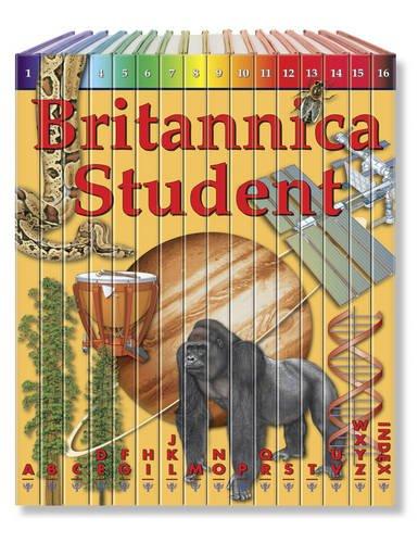 9781615355198: 2012 Britannica Student Encyclopedia