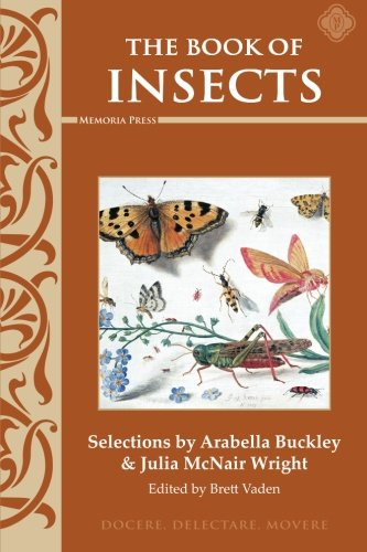 Book of Insects, Reader: Arabella Buckley