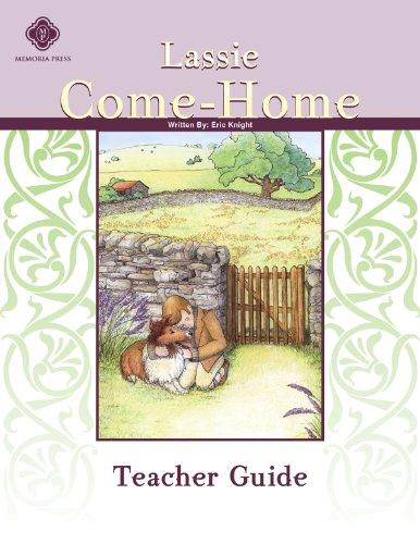 9781615380572: Lassie Come Home, Teacher Guide