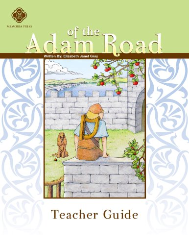 Adam of the Road, Teacher Guide