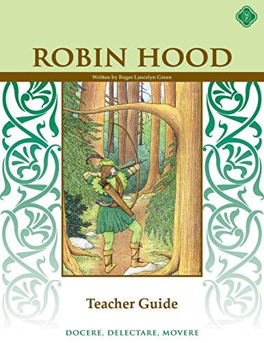 9781615380619: Robin Hood, Teacher Guide