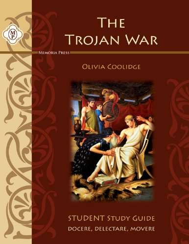 9781615380664: The Trojan War, Student Guide