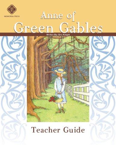 9781615380695: Anne of Green Gables, Teacher Guide
