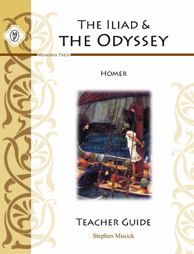 homer begins the odyssey with the The odyssey: an outline homer invokes the muse he begins his story with odysseus trapped on the island of calypso, a nymph who wants to.