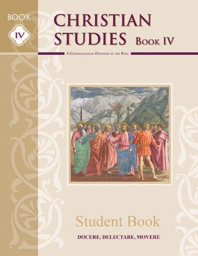 Christian Studies IV, Student Book: Sean Brooks