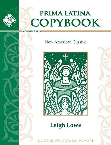 9781615381067: Prima Latina Copybook