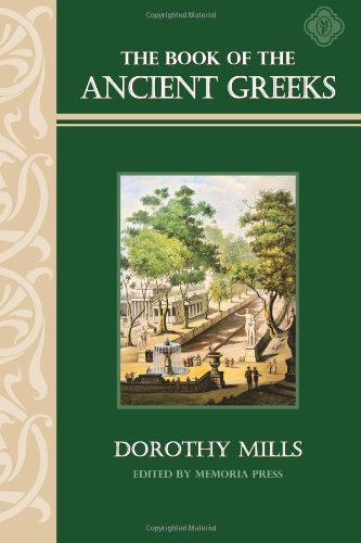 9781615381128: Book of Ancient Greeks Text