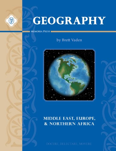 9781615381241: Geography I, Text (Middle East, Europe, and North Africa)