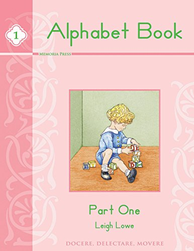 Alphabet Book, Part One: Leigh Lowe