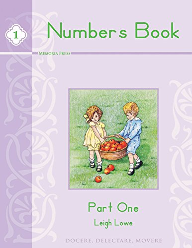 9781615381333: Numbers Book Part One